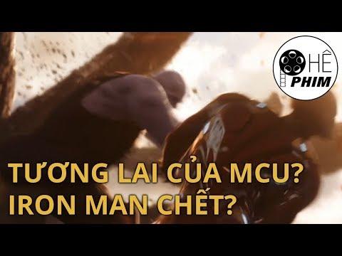 Vũ trụ điện ảnh Marvel: TƯƠNG LAI CỦA CÁC SIÊU ANH HÙNG