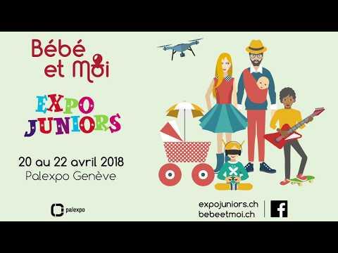 Bébé et Moi   Expo Juniors - Palexpo, Genève