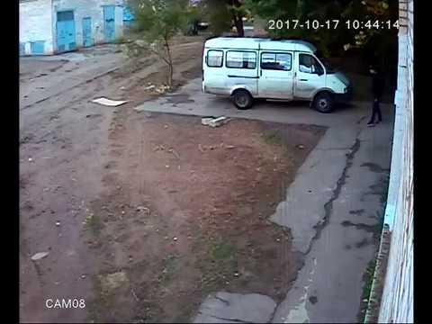 Чистота 34: Эксклюзивное видео кражи из машины г Волжский,17 10 2017г