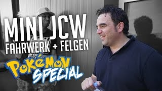 JP Performance - MINI John Cooper Works | Fahrwerk + Felgen | Pokemon Special