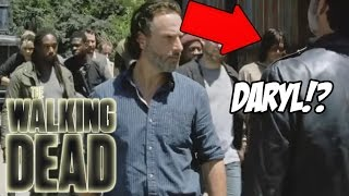 the walking dead 7x4 ita daryl torna ad alexandria analisi promo episodio 7x4
