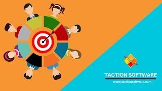 Custom Software Development Company | Taction Software