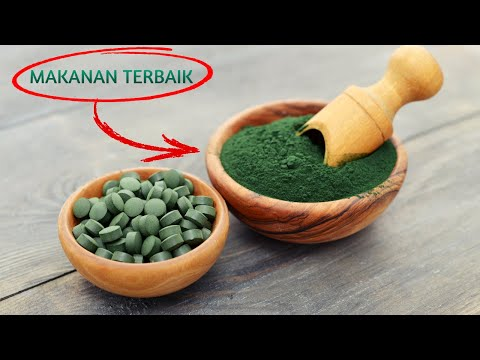 Elken Spirulina 100% Organik (Teks Indonesia)