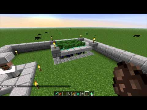 видео: [Minecraft] - Обзор на Snapshot 12w32a