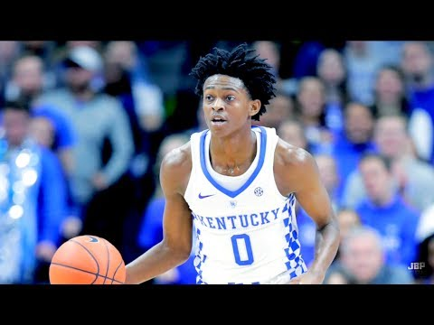 Quickest Player in College Basketball || Kentucky PG De'Aaron Fox 2016-17 Highlights ᴴᴰ