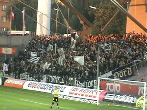 Rapid Sturm Graz 15 9 2007 Ultras 5 1 Auswartssieg Youtube
