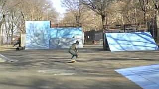 Riverside Skatepark NYC