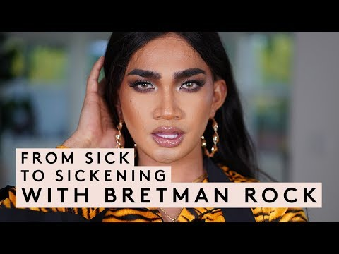FROM SICK TO SICKENING WITH BRETMAN ROCK | FENTY BEAUTY