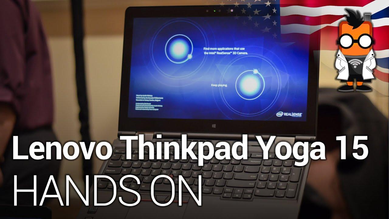 Lenovo ThinkPad Yoga 15 Camera Drivers Update