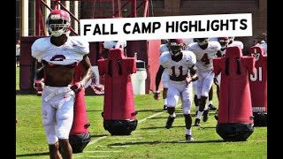 Watch Alabama receivers Jerry Jeudy, Henry Ruggs, and Devonta Smith work out
