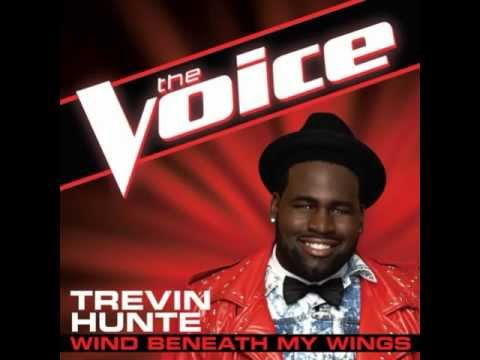Trevin Hunte: Wind Beneath My Wings  The Voice Studio Version