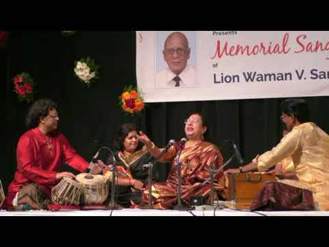 Humein Tumse Pyaar Kitna Live by Begum Parveen Sultana