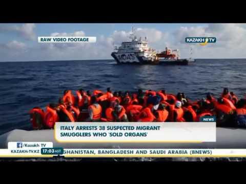 В Италии задержаны контрабандисты, продававшие беженцев на органы