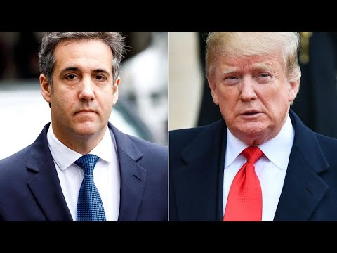 Michael Cohen Guilty Of Being President Trump's Lackey