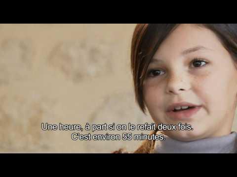 Français - L'école (avec sous-titres)