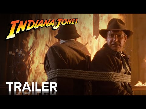 INDIANA JONES AND THE LAST CRUSADE   Official Trailer   Paramount Movies