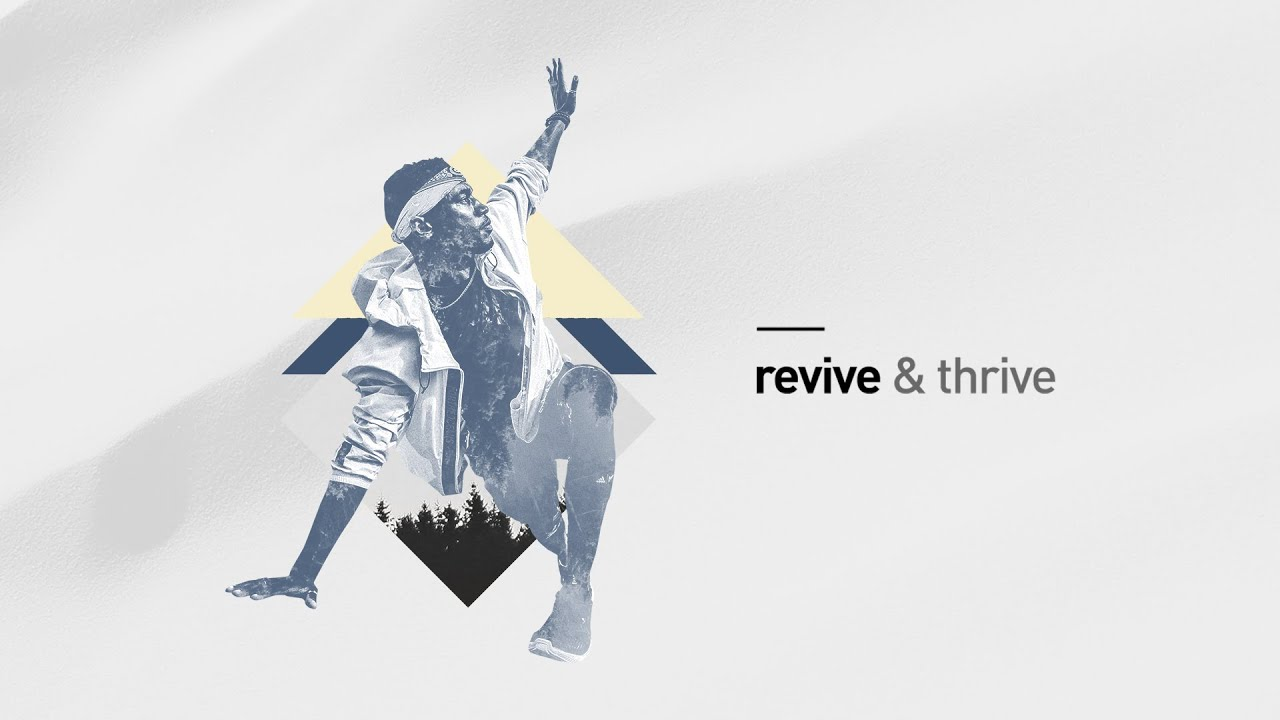 Revive & Thrive: Refocusing on Mind, Body, & Nutrition
