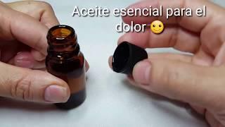 Natural dolor El para mejor muscular el aceite