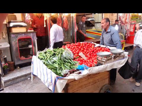 Hamedan bazaar