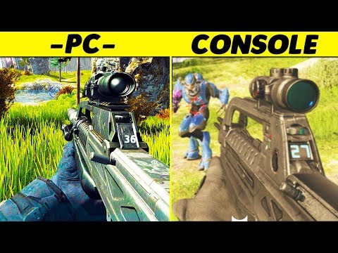 10 Reasons Why PC GAMING is Superior to CONSOLE GAMING