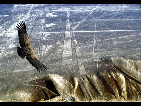 Рисунки пустыни Наска.