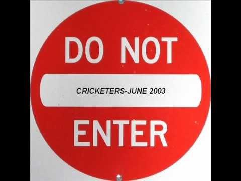 Cricketers - June 2003