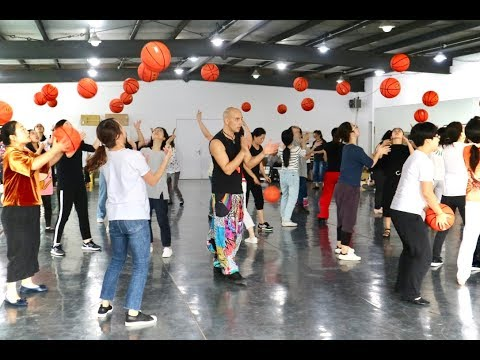 BODY PERCUSSION - Training for teachers in SHANGHAI (Part 2)