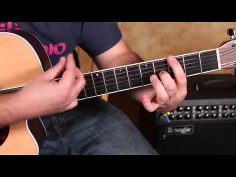 Easy Guitar Chords Inspired By RHCP, DMB, Beatles And More - Basic Music Theory