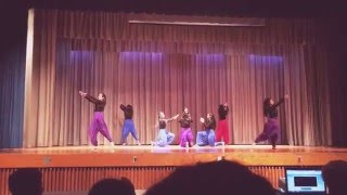 Team Bollywood | Sir Wilfrid Laurier C.I. Holiday Assembly 2015