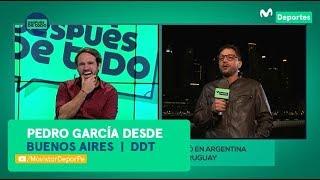 Después de Todo: Perú vs Uruguay y el primer reporte de Pedro García desde Buenos Aires