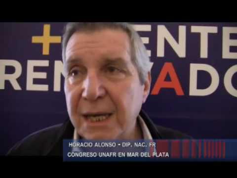 HORACIO ALONSO DIPUTADO NACIONAL FR