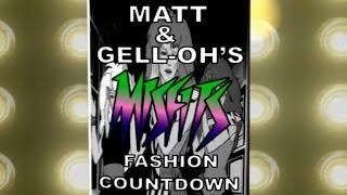 Matt and Gell-oh talk Jem The Movie: Episode 3 - Favourite Misfits Fashions w/ Jason Glitter