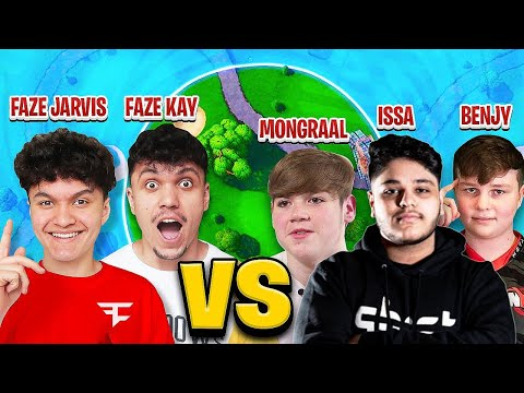 FORTNITE ZONE WARS (FaZe Jarvis Vs Mongraal)