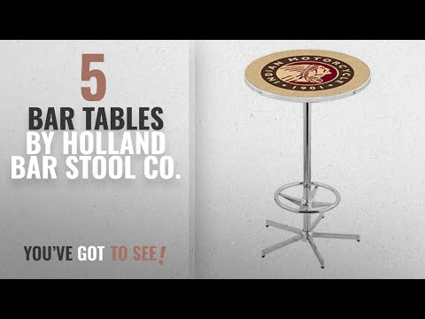 Top 10 Holland Bar Stool Co. Bar Tables [2018]: Holland Bar Stool Co. L216C42Indn-HD Indian
