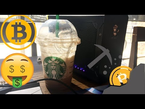 Mining Crypto To Get A Free Frappe