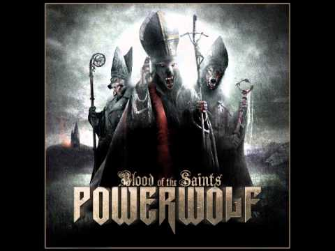 Powerwolf - Son of a Wolf (Lyrics in desc!)