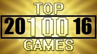 Top games 2016 top 100 games PS4 PC Xbox One , VR