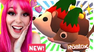 I Bought The Brand New Adopt Me Elf Hedge Hog And Shrew! The Most Expensive Pet In Adopt Me! Roblox