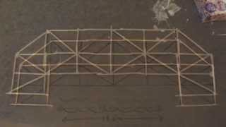 Building A Toothpick Bridge