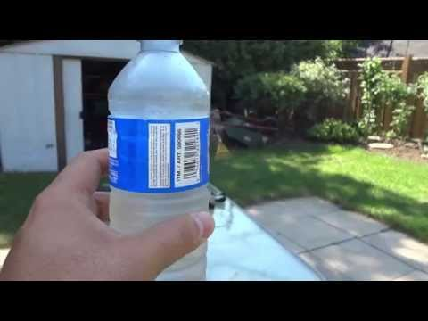 How To Do The Water Bottle Flip Trick-EASY Tutorial