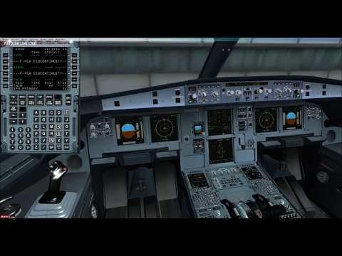 FSX|Full Flight|TKPK-TNCM-TJSJ-TKPK|A320