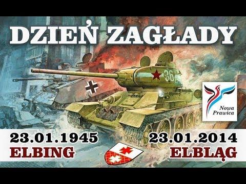 Dzień Zagłady Elbląga 23.01.2014 - film ze spotkania