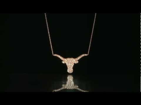 Russell Korman Fine Jewelry, Diamonds & Watches Roberto Coin Diamond Longhorn