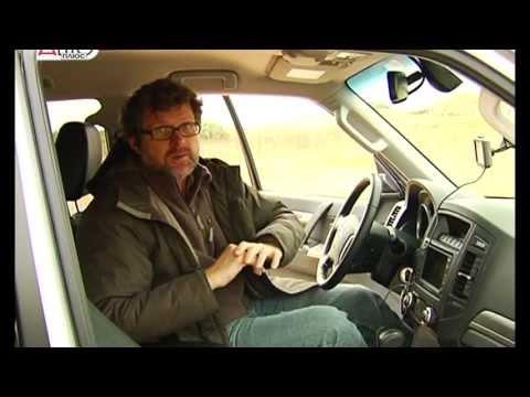 2011 Обновленный Mitsubishi Pajero IV / Тест-драйв