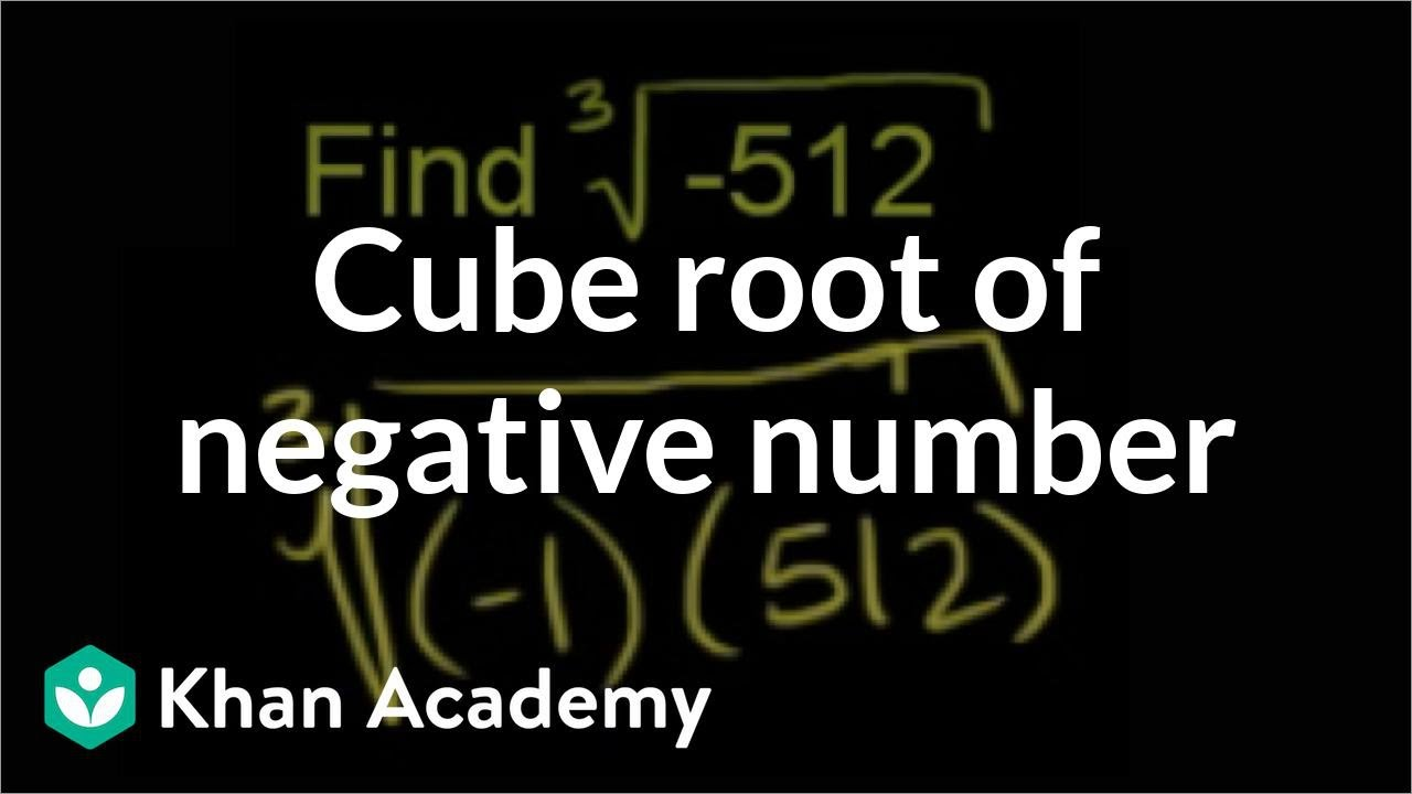 how to write cube root