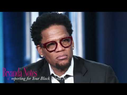 D.L. Hughley Talks Having A Baby With Another Woman Who's Boyfriend Murdered Him
