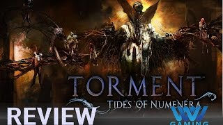 REVIEW Torment: Tides of Numenera (Video Game Video Review)