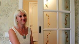 видео Белые межкомнатные двери
