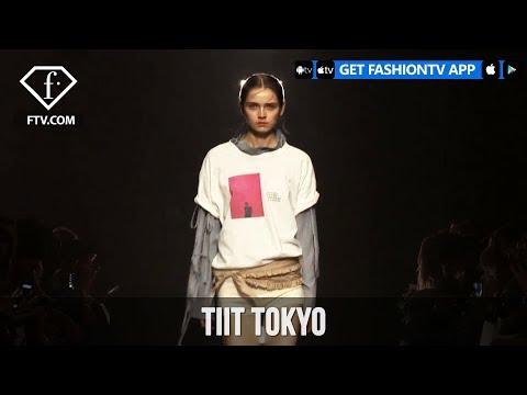 Tokyo Fashion Week Spring/Summer 2018 - tiit tokyo | FashionTV