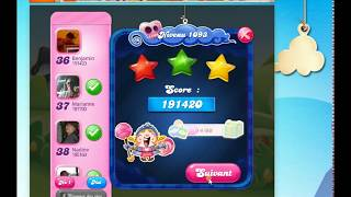 Candy Crush-Level 1093